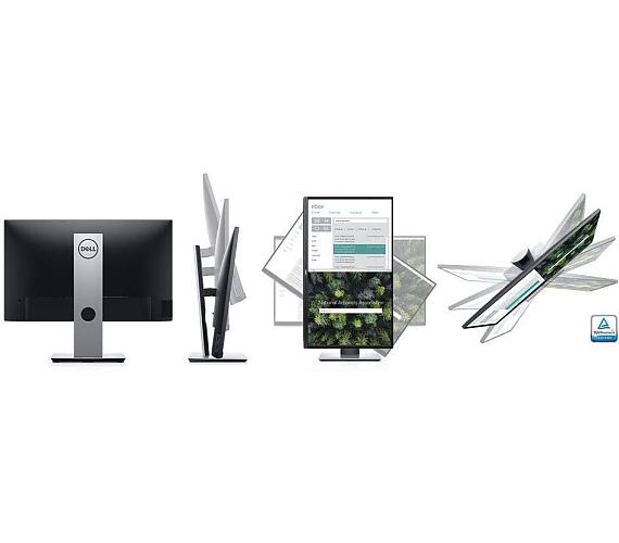 "Dell Professional P2419HC 24"" WLED/8ms/1000:1/Full HD/HDMI/DP/USB/USB-C/IPS panel/cerny (210-AQGQ)"