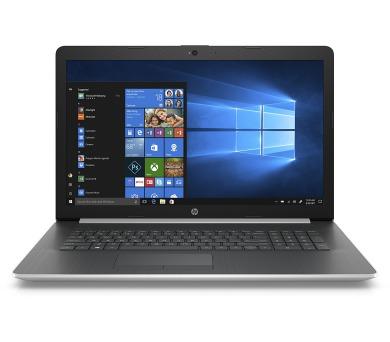 HP 17-by0017nc i3-7020U/8GB/1TB+128SSD/ATI/DVD/2RServis/W10-silver (4DG99EA#BCM)