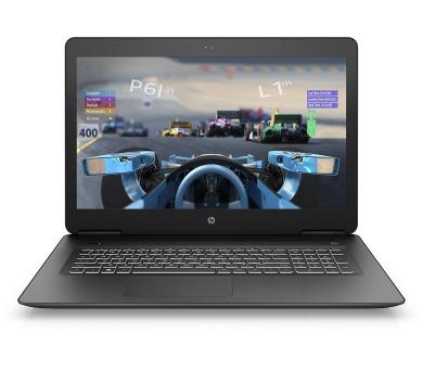 HP Power Pavilion 17-ab402nc FHD i7-8750H/8GB/1TB+128SSD/NV/DVD/2RServis/W10-black (4KA89EA#BCM)