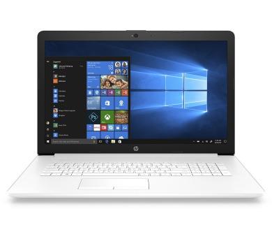 HP 17-ca0014nc A6-9225/8GB/1TB/ATI/DVD/2RServis/W10-white (4KC27EA#BCM)