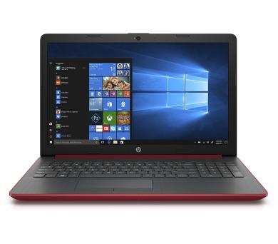 HP 15-da0028nc FHD N5000/8GB/256SSD/NV/DVD/2RServis/W10-red (4MH60EA#BCM)