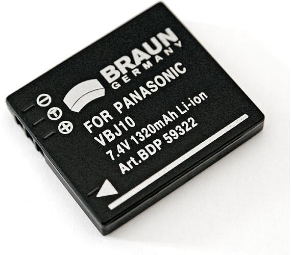 Braun akumulátor PANASONIC BCE10