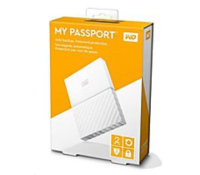WD My Passport 2TB Ext