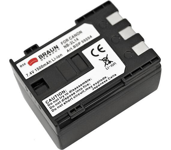 Braun akumulátor CANON BP-2L5