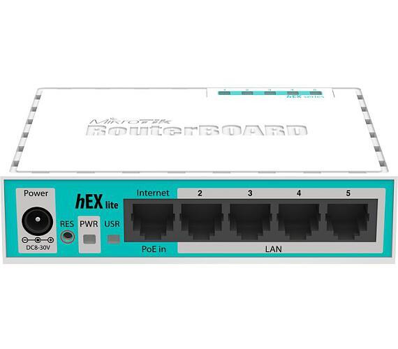 Mikrotik RB750r2 850MHz