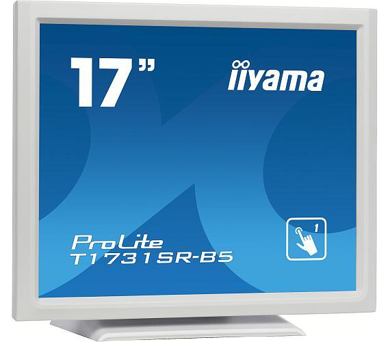 iiyama T1731SR-W5 - TN,SXGA,5ms,250cd/m2 + DOPRAVA ZDARMA