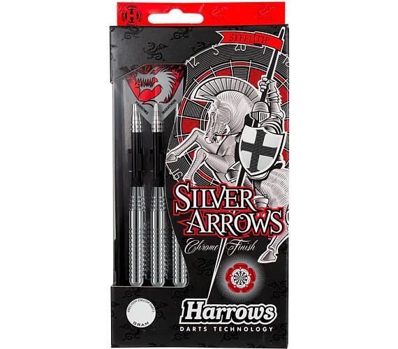 HARROWS STEEL SILVER ARROWS 18 g