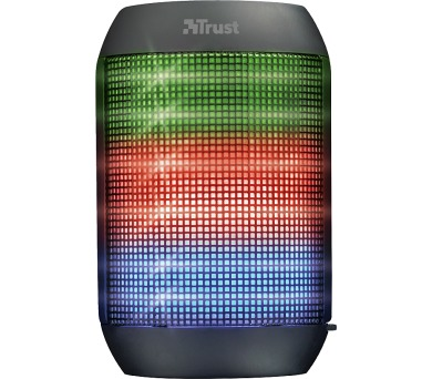 TRUST Ziva Wireless BT speaker with party lights (21967)
