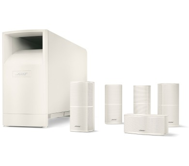 Bose Acoustimass 10 V - bílý + DOPRAVA ZDARMA