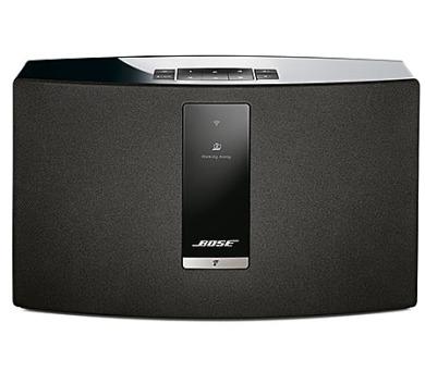 BOSE SoundTouch 20 III - černá + DOPRAVA ZDARMA