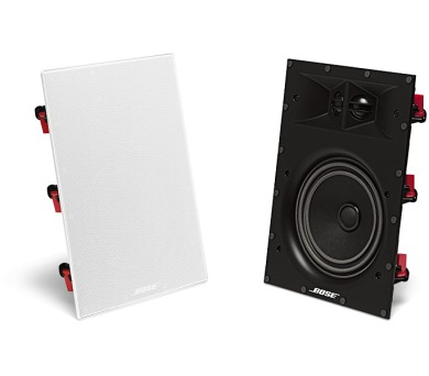 Bose 891 II Virtually Invisible - bílé + DOPRAVA ZDARMA