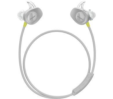 Bose SoundSport Wireless IE - citron + DOPRAVA ZDARMA