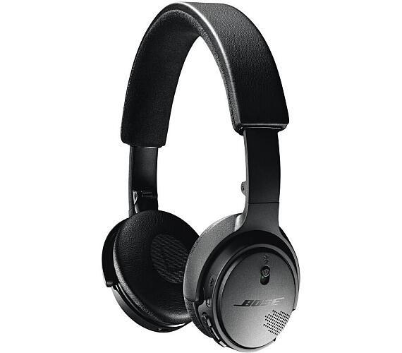 Bose On-Ear Wireless - černá + DOPRAVA ZDARMA