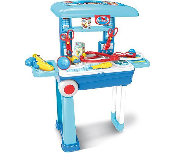 Dětský pult Buddy Toys BGP 3014 Kufr Deluxe doktor
