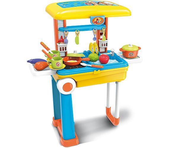 BGP 3015 Kufr Deluxe kuchyňka Buddy toys