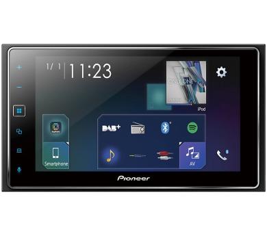 """PIONEER autorádio SPH-DA130/ 6,2"""" LCD Touch/ BT + DOPRAVA ZDARMA"""