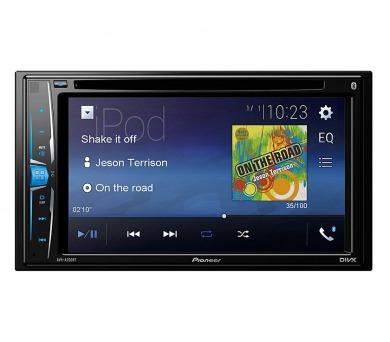 """PIONEER DVD AV systém AVH-A200BT/ 6,2"""" LCD Touch/ BT + DOPRAVA ZDARMA"""