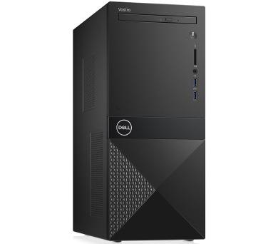 DELL Vostro 3670/ Pentium G5400/ 4GB/ 1TB (7200)/ DVDRW/ Wifi/ W10Pro/ 3YNBD on-site (2JY22)