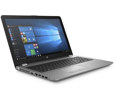 """HP 250 G6/ i5-7200U/ 8GB DDR4/ 1TB (5400)/ Intel HD 620/ 15,6"""" FHD/ DVD-RW/ W10H/ sea model/ stříbrný (4WU77ES#BCM)"""