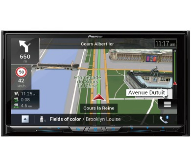 "PIONEER navigace AVIC-Z910DAB/ multimediální centrum/ 7"" touch/ WiFi/ Apple CarPlay/ Android Auto/"