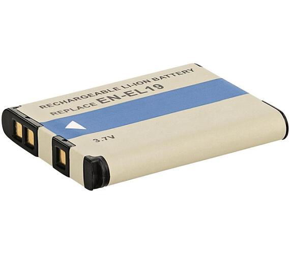 Braun akumulátor NIKON EN-EL19