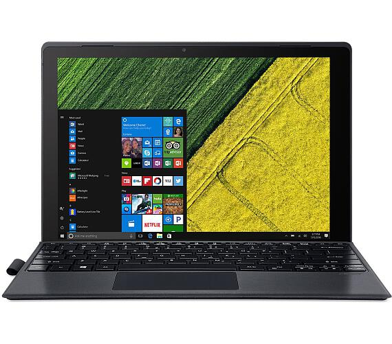 """Acer Switch 5 - 12T""""/i3-7130U/128SSD/4G/W10 + stylus (NT.LDSEC.004)"""