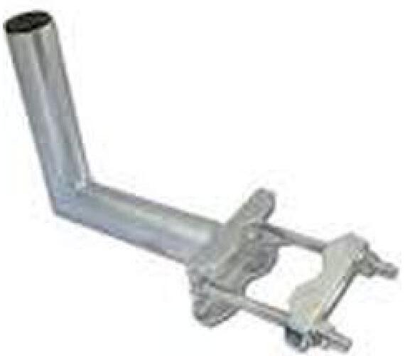 OEM držák antény na stožár 30 cm - galvanický zinek