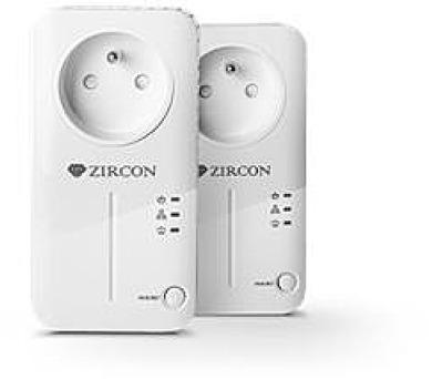 Zircon Powerline PL500 - přenos internetu skrze 230 V síť + DOPRAVA ZDARMA