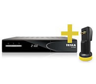 Tesla TS 2100 DVB-S2 + DOPRAVA ZDARMA