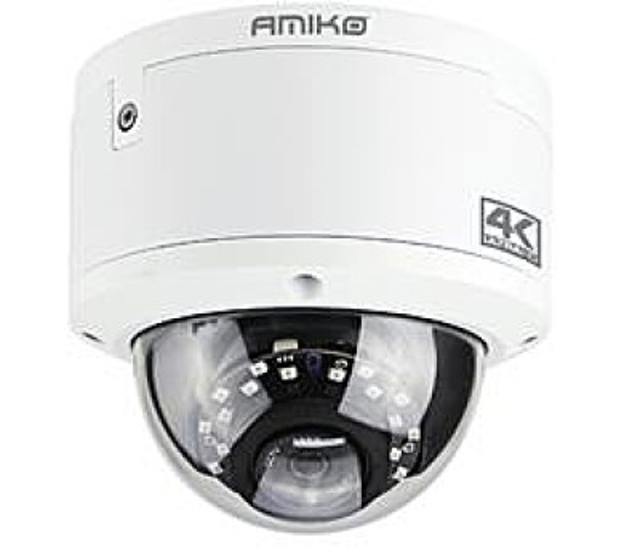 AMIKO IP kamera Dome DVW20M 4K POE Antivandal + DOPRAVA ZDARMA