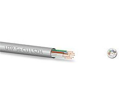 Zircon kabel UTP 5e CU LSZH - bezhalogenní 305m + DOPRAVA ZDARMA