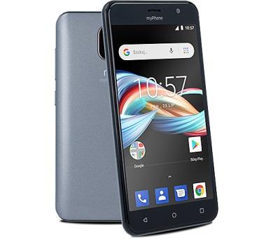 myPhone Fun 6 Lite šedý