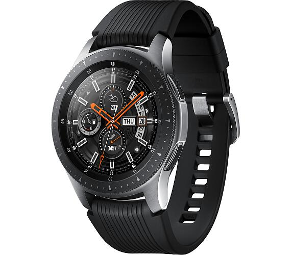SAMSUNG Galaxy Watch R800 (46 mm) Silver (SM-R800NZSAXEZ)