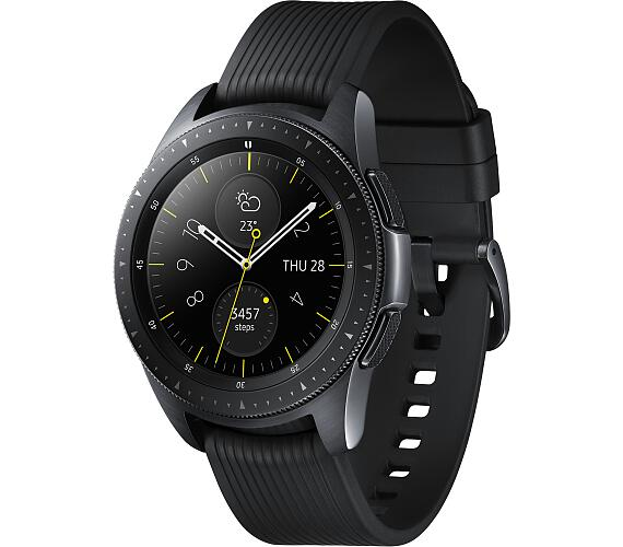 SAMSUNG Galaxy Watch R810 (42 mm) Black (SM-R810NZKAXEZ)
