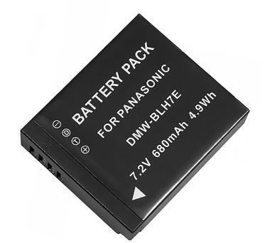 TRX baterie Panasonic/ 680 mAh/ pro Lumix DMC GF7/ GM1/ DMW-BLH7E/ neoriginální (TRX-BLH7E)