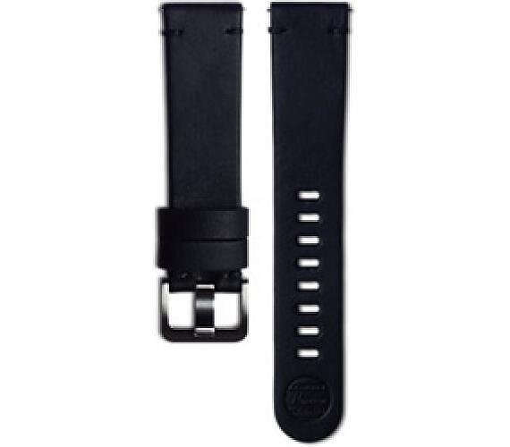 Samsung Braloba Essex kožený řemínek Galaxy Watch Black (GP-R805BREECAA) + DOPRAVA ZDARMA