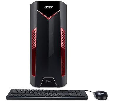 Acer Nitro N50-600/Ci5-8400/256GB SSD+1TB/16GB/GTX 1050Ti-4GB/DVD-RW/W10 Home (DG.E0MEC.021)