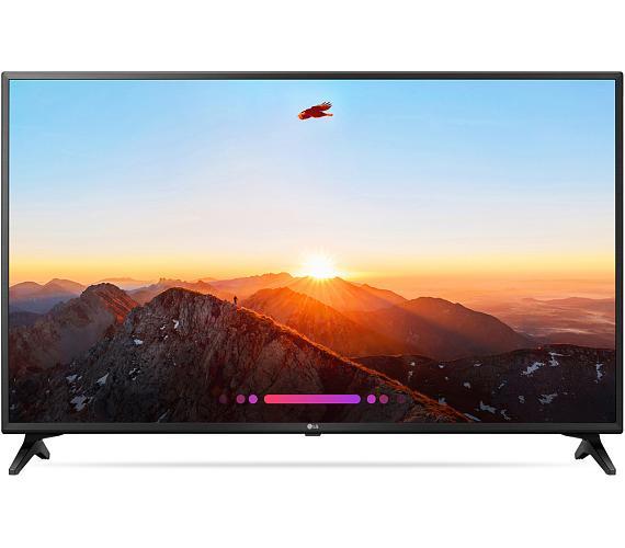 49UK6200 LED ULTRA HD LCD TV LG + DOPRAVA ZDARMA