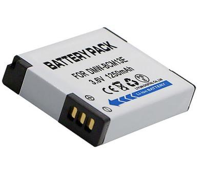 TRX baterie Panasonic/ 1250 mAh/ Pro Lumix DMC-FT5/ TS5/ TZ40/ TZ41/ TZ55/ TZ60/ TZ61/ ZS30/ neoriginální (TRX-BCM13E)