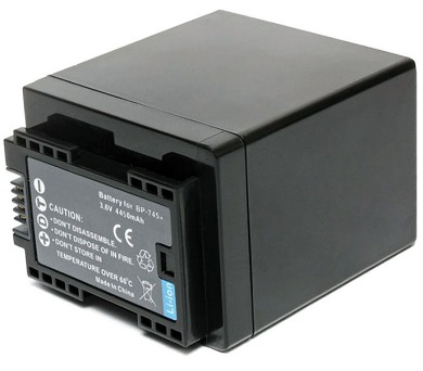 TRX baterie Canon/ 4450 mAh/ pro Legria iVIS HF M51/ M52/ R30/ R42/ Vixia HF M50/ M500 HD/ R30/ Legria/ neoriginální (TRX-BP-745)