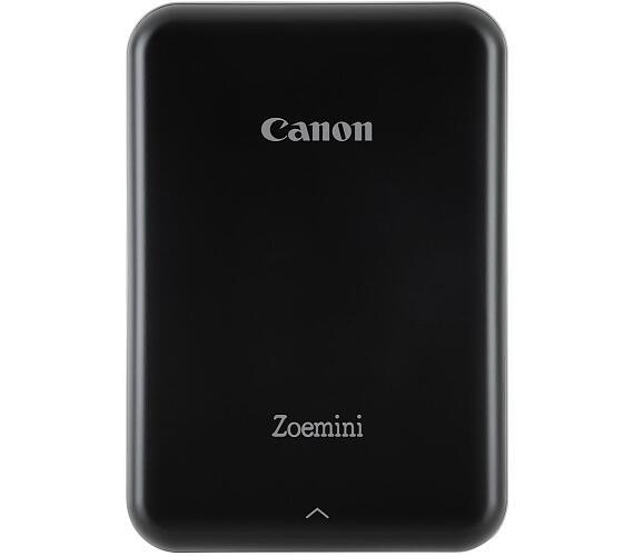 CANON Zoemini Black - mini instantní fototiskárna + papíry za 1Kč (3204C005)