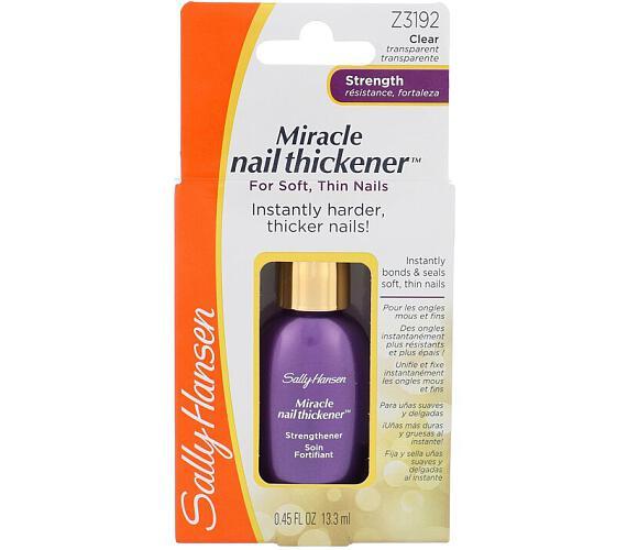 Lak na nehty Sally Hansen Miracle Nail Thickener