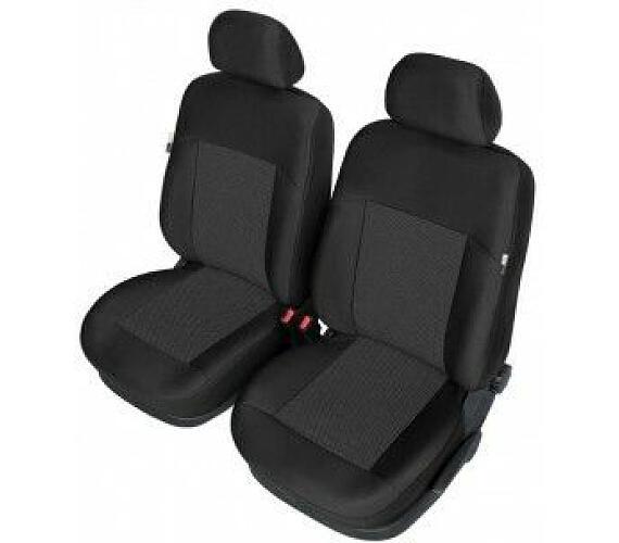 Autopotahy TAILOR na přední sedadla Toyota Yaris III SIXTOL