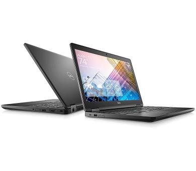 """DELL Latitude 5590/i7-8650/8GB/512GB SSD./Nvidia MX130/15.6"""" FHD/FPR/Win 10Pro/Black"""