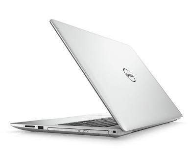 Dell Inspiron 5570 15 FHD i7-8550U/8GB/256GB SSD/DVD/HDMI/USB-C/W10/2RNBD/Stříbrný (N-5570-N2-717S)