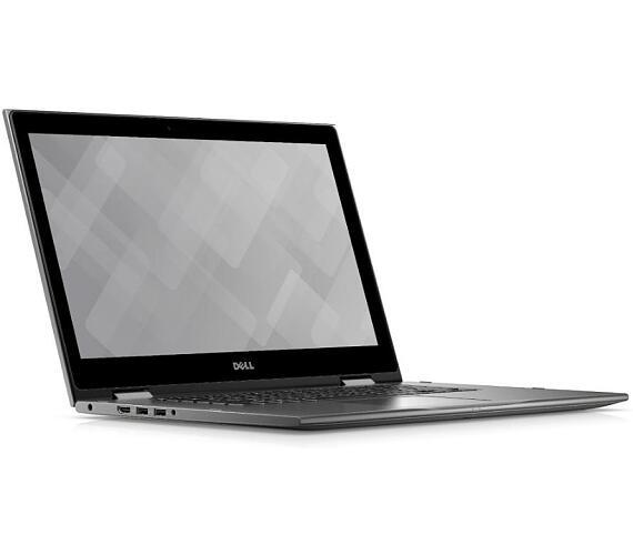 """Dell Inspiron 15z 5578 15"""" FHD Touch i3-7130U/8GB/1TB/MCR/HDMI/USB/W10/2RNBD/Šedý (TN-5578-N2-312S)"""
