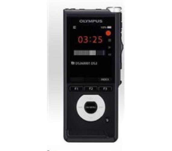 OLYMPUS DS-2600 digitální záznamník na SD karty (V741030BE000)