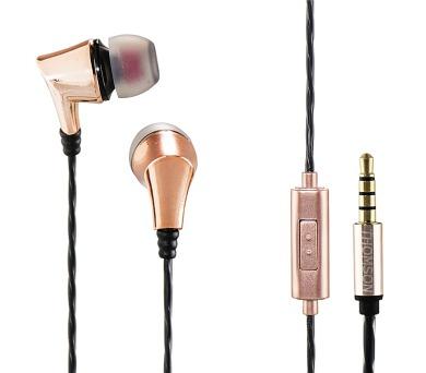 Thomson sluchátka s mikrofonem EAR3207