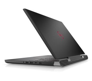 Dell Inspiron G5 5587 15 FHD i7-8750H/8GB/128GB SSD+1TB/Ti1050-4GB/MCR/FPR/HDMI/THB/W10P/3RNBD/Černý (5587-08595)