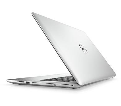 Dell Inspiron 5770 17 FHD i3-7020U/4GB/1TB/DVD/MCR/HDMI/USB-C/W10/2RNBD/Stříbrný (N-5770-N2-312S)